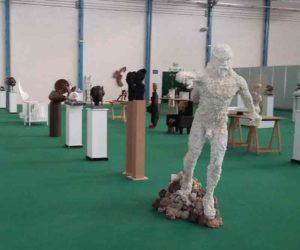 movimiento en la escultura
