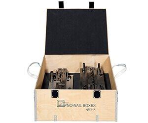 NO-NAIL BOXES : EXBOX