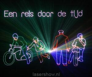 lasershow autobedrijf