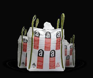 Asbestos bag by industry