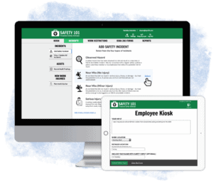 Safety 101 helps any company, college, university, government agency, city or any other organization proactively manage their safety program with workplace safety management system software