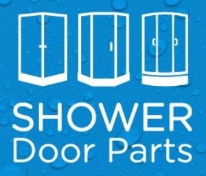 shower door parts logo