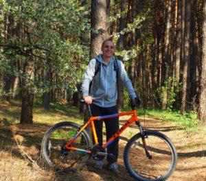 """велопробіг від Історико-культурного заповідника """"Більськ"""""""