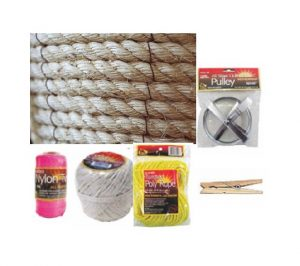 Wholesale Rope Twine Clothesline