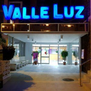 Ubytování ve Valle luz