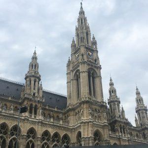 Radnice / Rathaus Vídeň