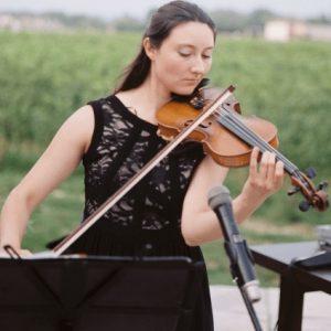 Carolina Herrera Violin Lessons Toronto