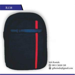 R138 Tas promosi Ransel Custom Berkualitas