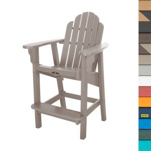Essentials Counter Height Chair with Navy