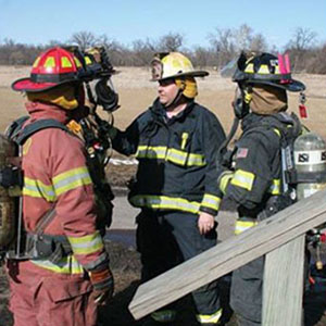Firefighter Training for Individual Responders with SimsUshare
