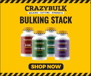 Crazy Bulk Bulking Stack Supplements