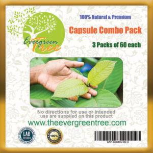 capsule combo pack, Capsule Combo Pack, Buy Kratom Online - the evergreen tree  
