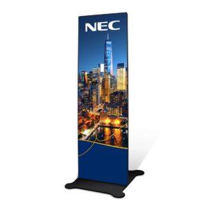 NEC LED-A019i | Светодиодный мобильный стенд с шагом 1.9 мм