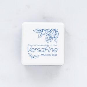 tinta-versafine-mini-majestic-blue-materiales-carvado-sellos-ana-sola
