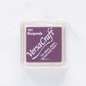 tinta-versacraft-mini-burgundy-bermellon-materiales-carvado-sellos-ana-sola