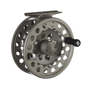 Okuma SLV Diecast | Best aluminum fly fishing reel