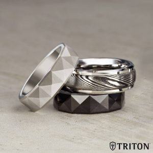 Triton - Wedding Rings