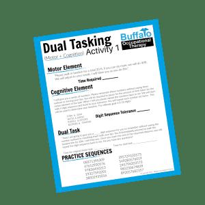 Dual Tasking Activity 1