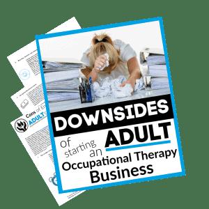 Cons fo starting an OT business- OTpreneur thumbnail