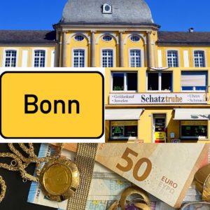 Gold verkaufen Bonn