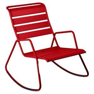 Fermob schommelstoel Monceau Poppy