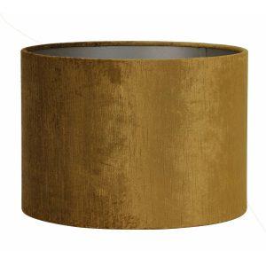 Light & Living Lampenkap Gemstone Gold Cilinder (22-22-27 cm)