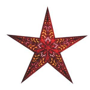 Van Verre Star Mercury Red