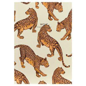 WOUF Leopard Notitieboek A5