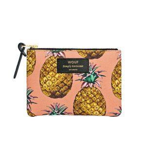 WOUF Ananas portemonnee