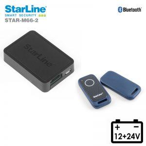 Starline M66-2 GPS Ortungssysteme mit Wegfahrsperre
