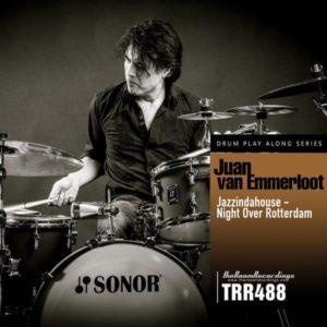 Juan van Emmerloot - Night over Rotterdam (drum-play-along)