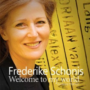 Frederike Schonis - Welcome to my world