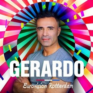 Gerardo - Eurovision Rotterdam (single) 300