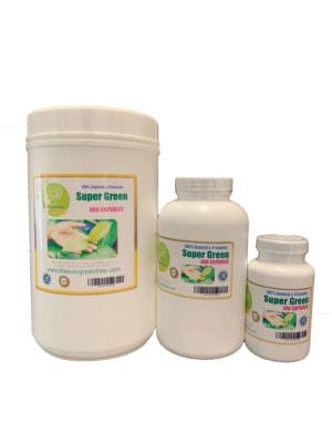 Super Green kratom Capsules, Super Green Kratom Capsules (500mg), Buy Kratom Online - the evergreen tree |