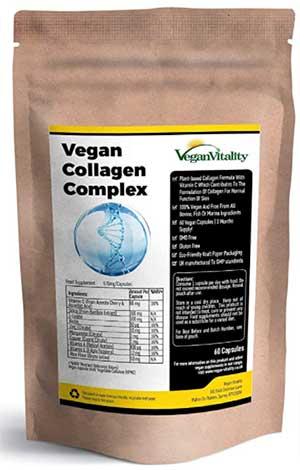 Vegan Vitality Collagen Complex