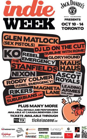 Toronto Indie Independent Music
