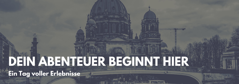 Quadtour Berlin - Mit dem Quad durch Berlin