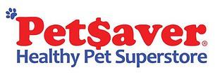 Pet Saver Healthy Pet Superstore log