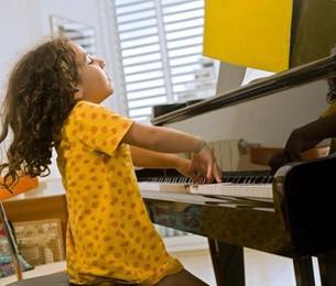 Music Lessons Kids Children Toronto