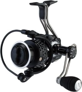 Piscifun Steel Feeling Spinning Fishing Reel with Spare Handle