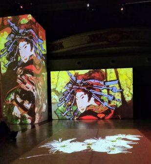 Van Gogh Alive Experience in Madrid