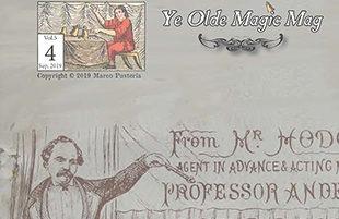 Ye Olde Magic Mag Volume 5 Issue 4