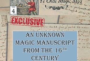 Ye Olde Magic Mag 6-4