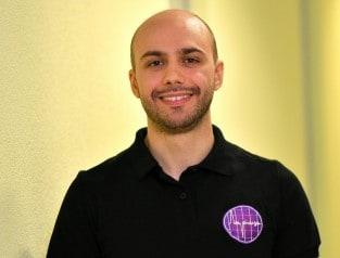 Portrait of Marco Magliona