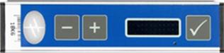 PTF-SOL-1 Pick-by-Light Display mit spezielle Anzeige