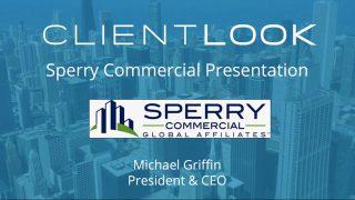 ClientLook Webinar For Sperry Commercial