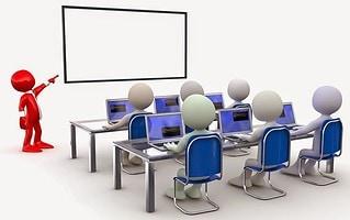 Gráfico alumnos en aula