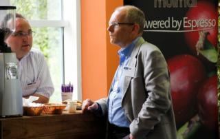Джонатан Моррис: цены на кофе за год выросли вдвое и могут снова удвоиться