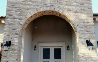 רטרו שאטו מונטיליה - חיפוי קירות חוץ