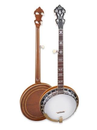 huber vrb-4 banjo